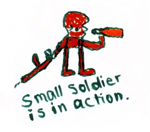Small Soldier
